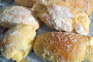 Pão de Leite Ninho