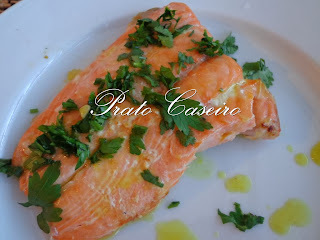 acompanhamento para salmão