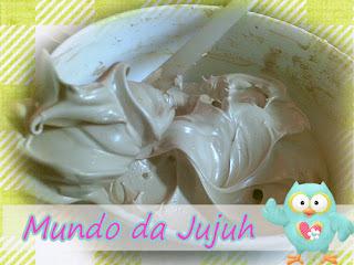 capuccino gelado cremoso