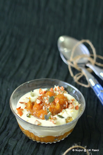 Khubaani Ka Meetha - Apricot Pudding