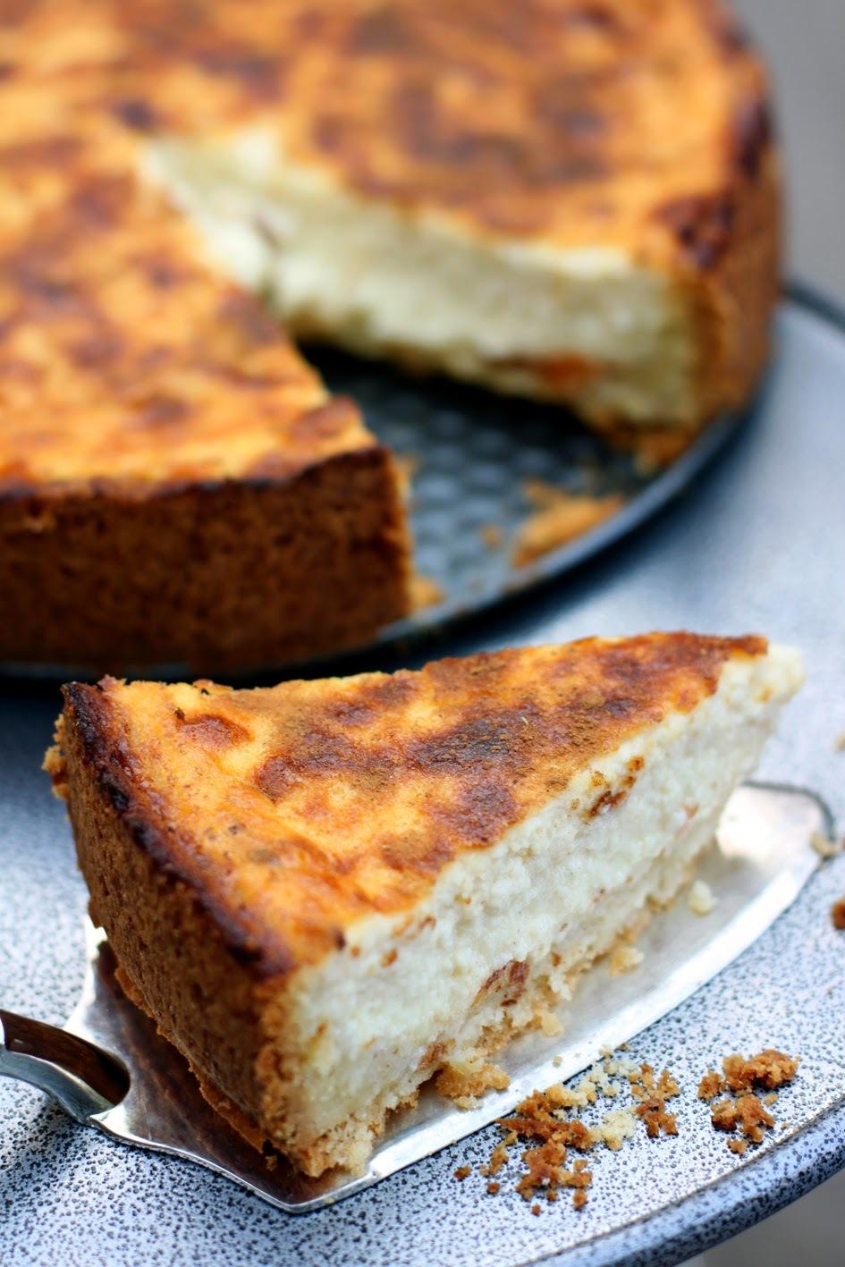 Milktart Cheesecake