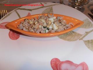 Jantar Português do Século XIX: Receitas.