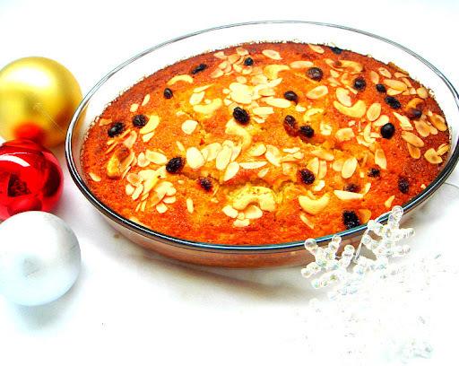 Baath Cake (Goan Semolina & Coconut Cake) ~ Guest Post by Priya Suresh