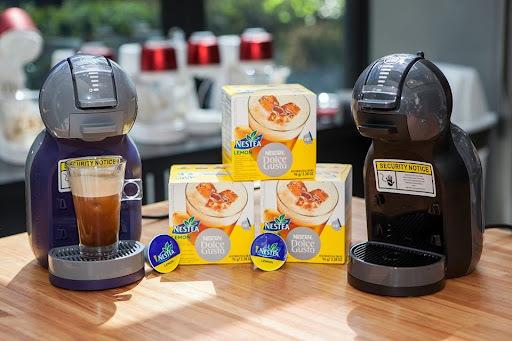 Evento Dolce Gusto lançamento de novas maquinas de café e chá  para o seu lar.