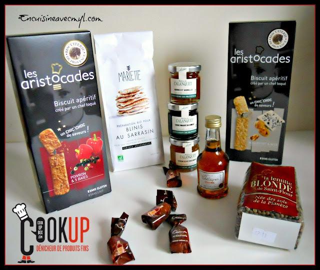 CookUp Box d'octobre