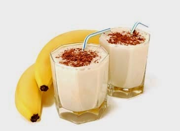 Receita de Batida Pré-Treino de Whey Protein, Aveia e Banana - Como fazer