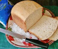 Pão de Farinha de Coco (Sem Glúten e Sem Lactose)