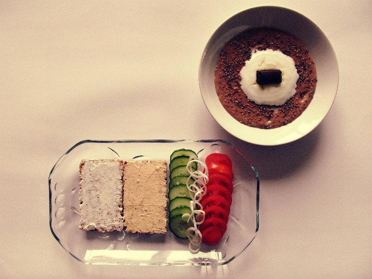 Food diary: 3.6.2013 ♥