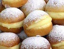 massa de pão para sonho frito