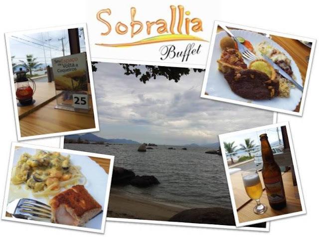 Sobrallia Buffet: Da marmita à refeição chique