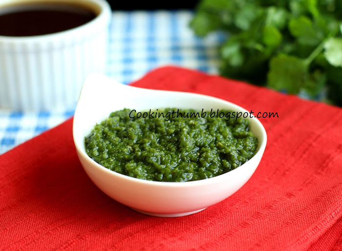 Green (Hari) Chutney