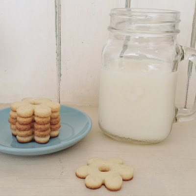 Galletitas de mantequilla para decorar