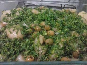 Bacalhau com Batatas ao Forno Simples