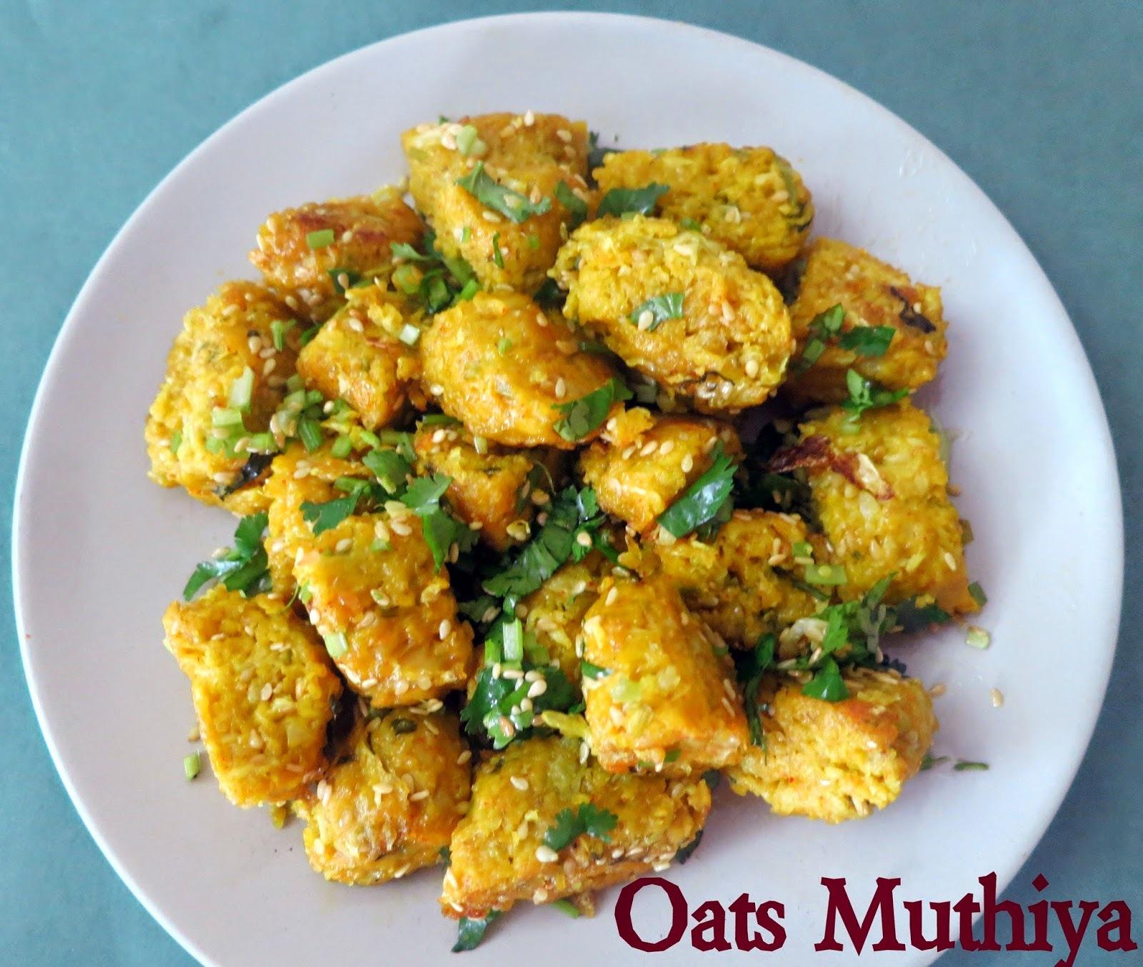 oats dumpling