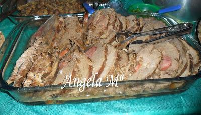 Paulistinha recheado com calabresa defumada - FESTA DO BOTECO - evento realizado por mim em Salvador, no dia 04/11/2011