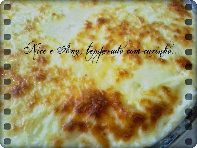 Torta de Ravioli e Doce de Banana com Açúcar Mascavo