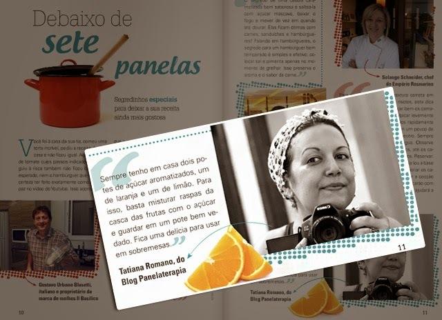 Mistureba do Finde: Revista, Presentes, Aranha...