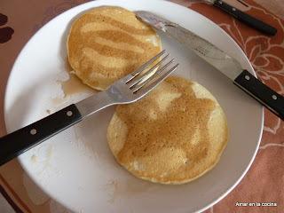 Panqueques, pancakes y crêpes