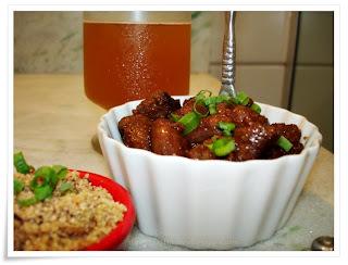 coracao de galinha frito