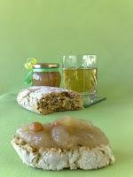 Kruh sa sjemenkama i Marmelada od jabuka - sa  jabučnim pivom !
