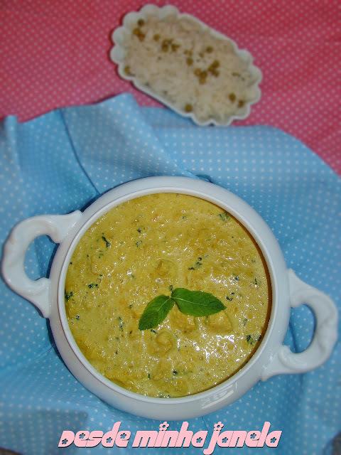 Frango ao curry especial