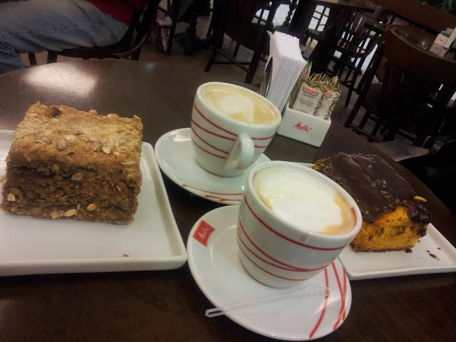 Riviera Café: Bolos grandes, fofinhos e gostosos!
