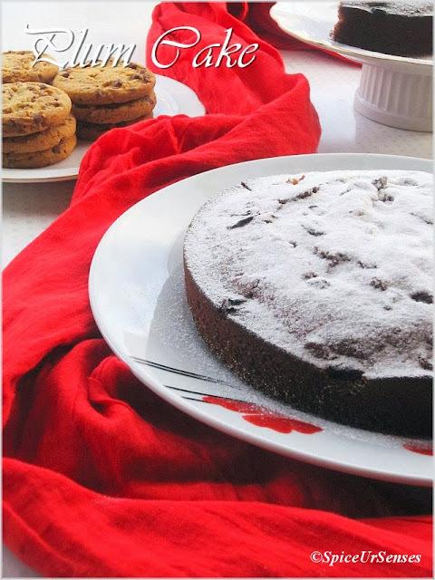Plum Cake.. Merry Christmas 2013.