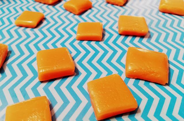 Balas de caramelo