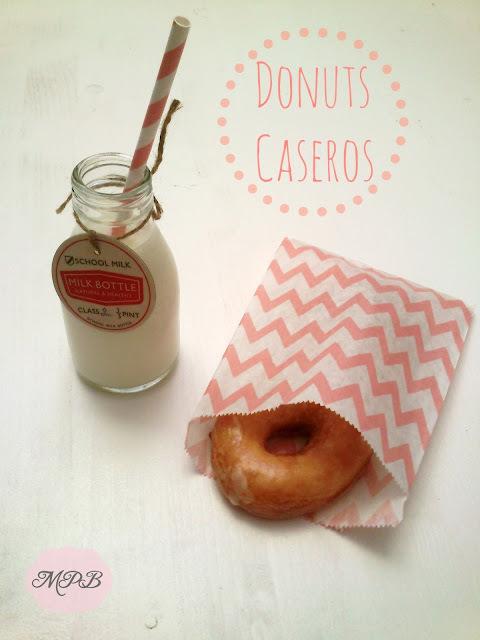 Donuts Caseros ( Doughnuts)