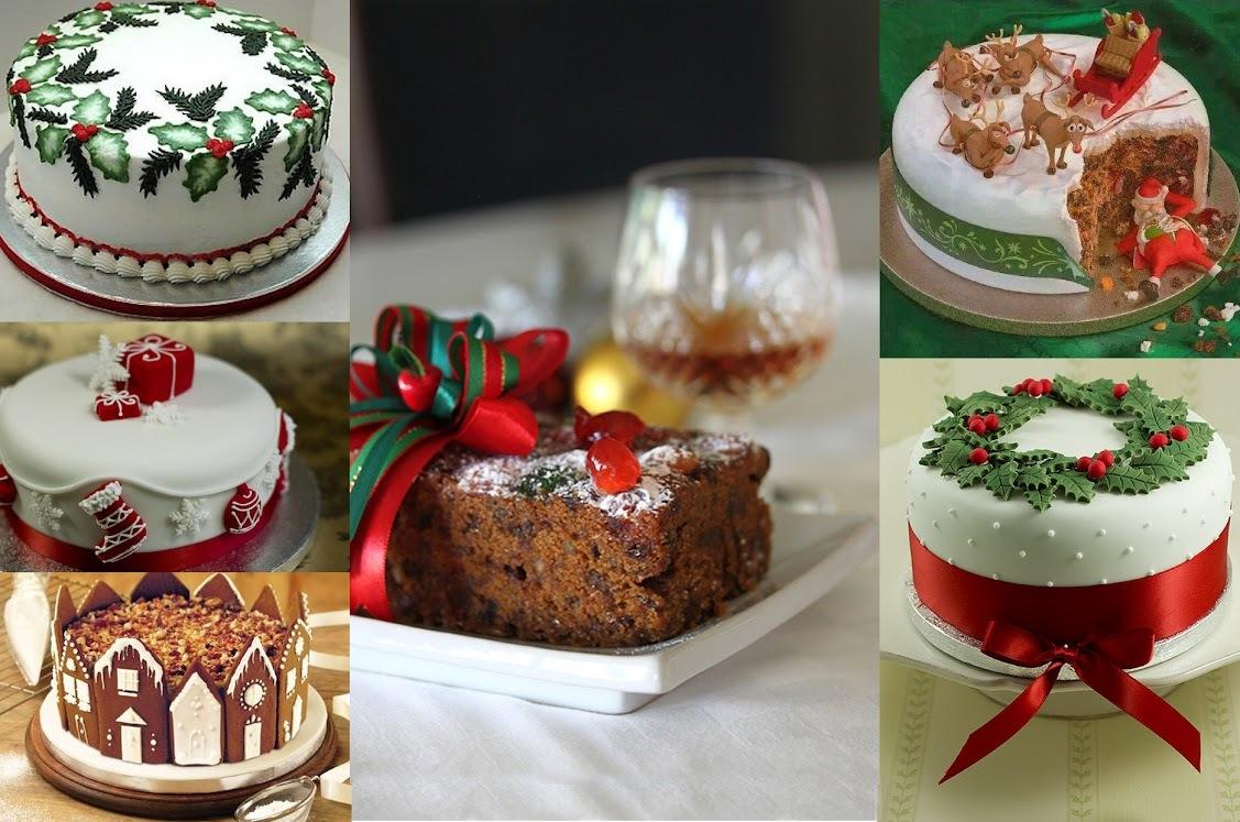 Длительное чудо или Английский рождественский кекс