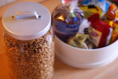 Domáce musli (granola)