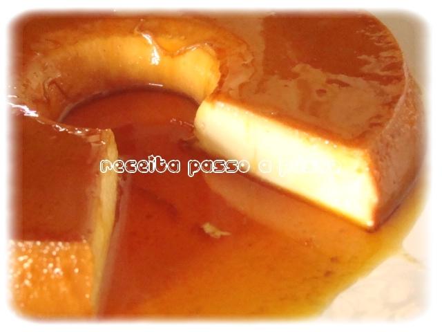 Pudim de Leite Condensado (sem furinhos) / Condensed Milk Pudim