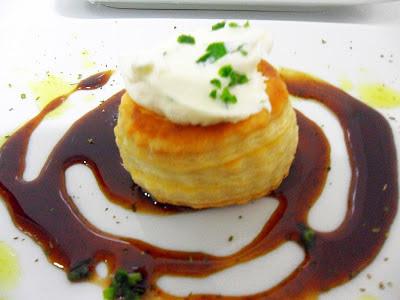 Pasta Sfoglia ou Massa Folhada - Vol au Vent