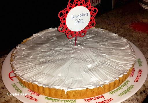Pumpkin Pie - Para fazer também no Natal