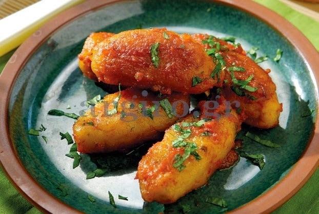 Τα πιο νόστιμα νηστίσιμα σουτζουκάκια που φάγατε ποτέ  από την Αργυρω!