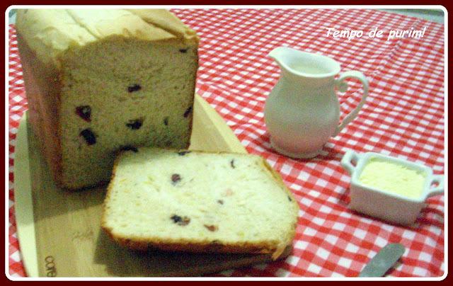 Pão primavera favorito na máquina de fazer pão