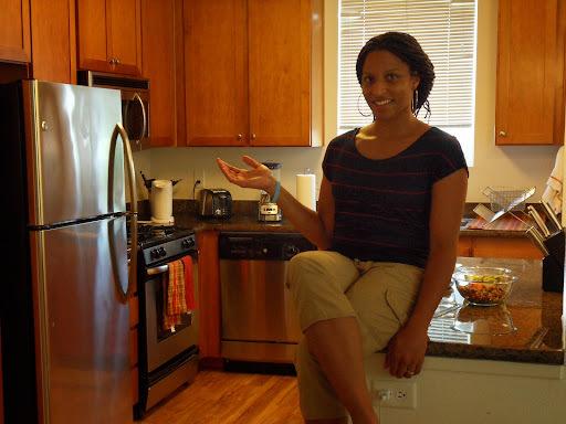 How do I use my kitchen utensils?