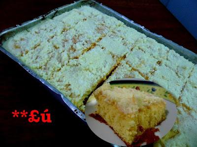 bolo gelado com massa pronta dona benta de coco