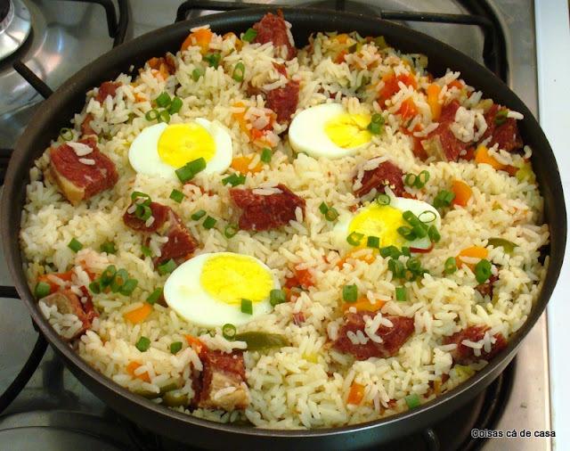 quantidade de arroz para 20 pessoas