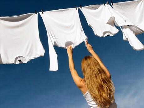 Como deixar roupas Brancas + Brancas #Segunda-Feira