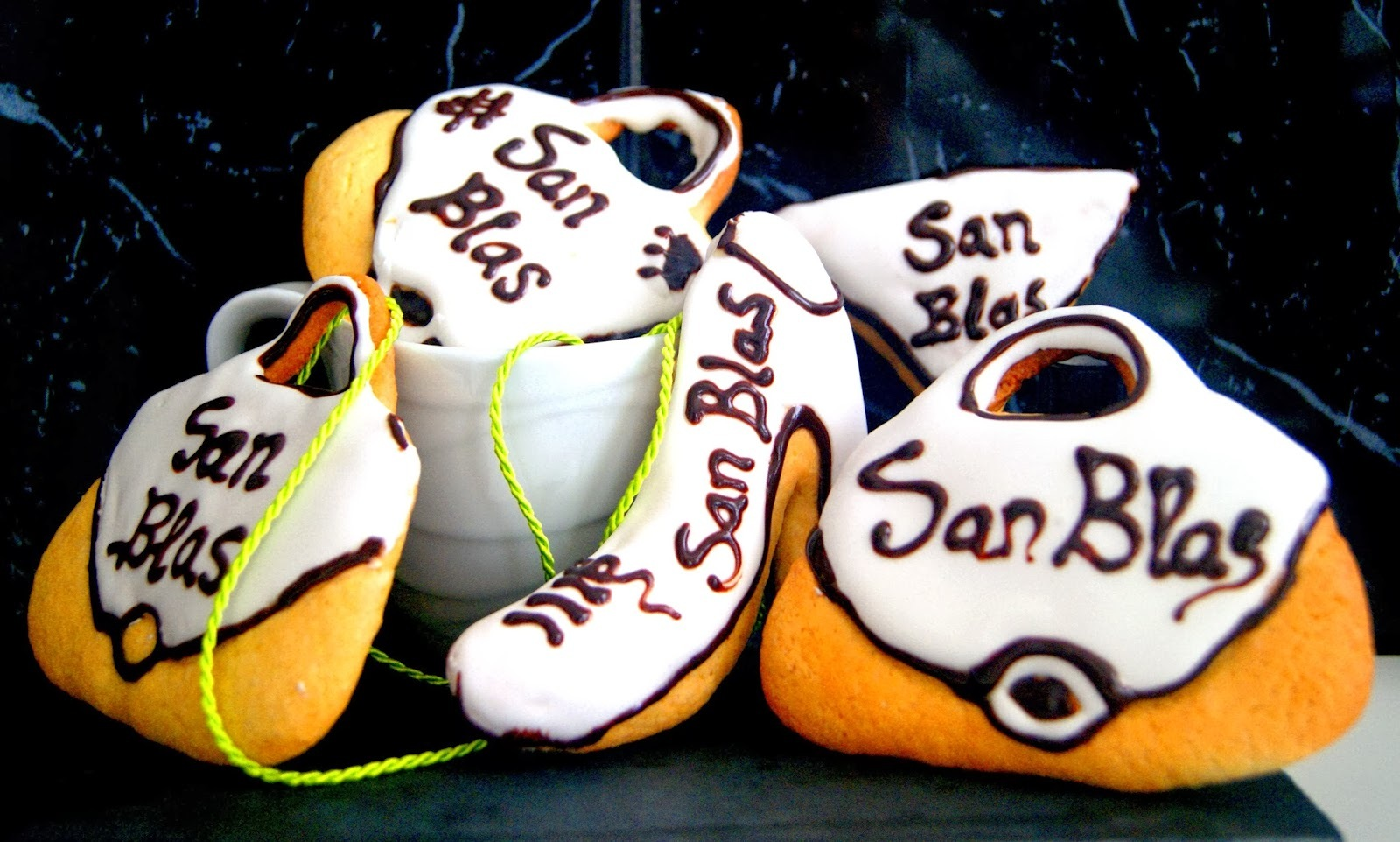 Tortas de San Blas (San Blas Opilak)