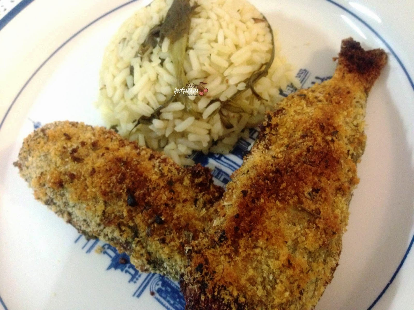 como assar peixe no forno e deixar crocante