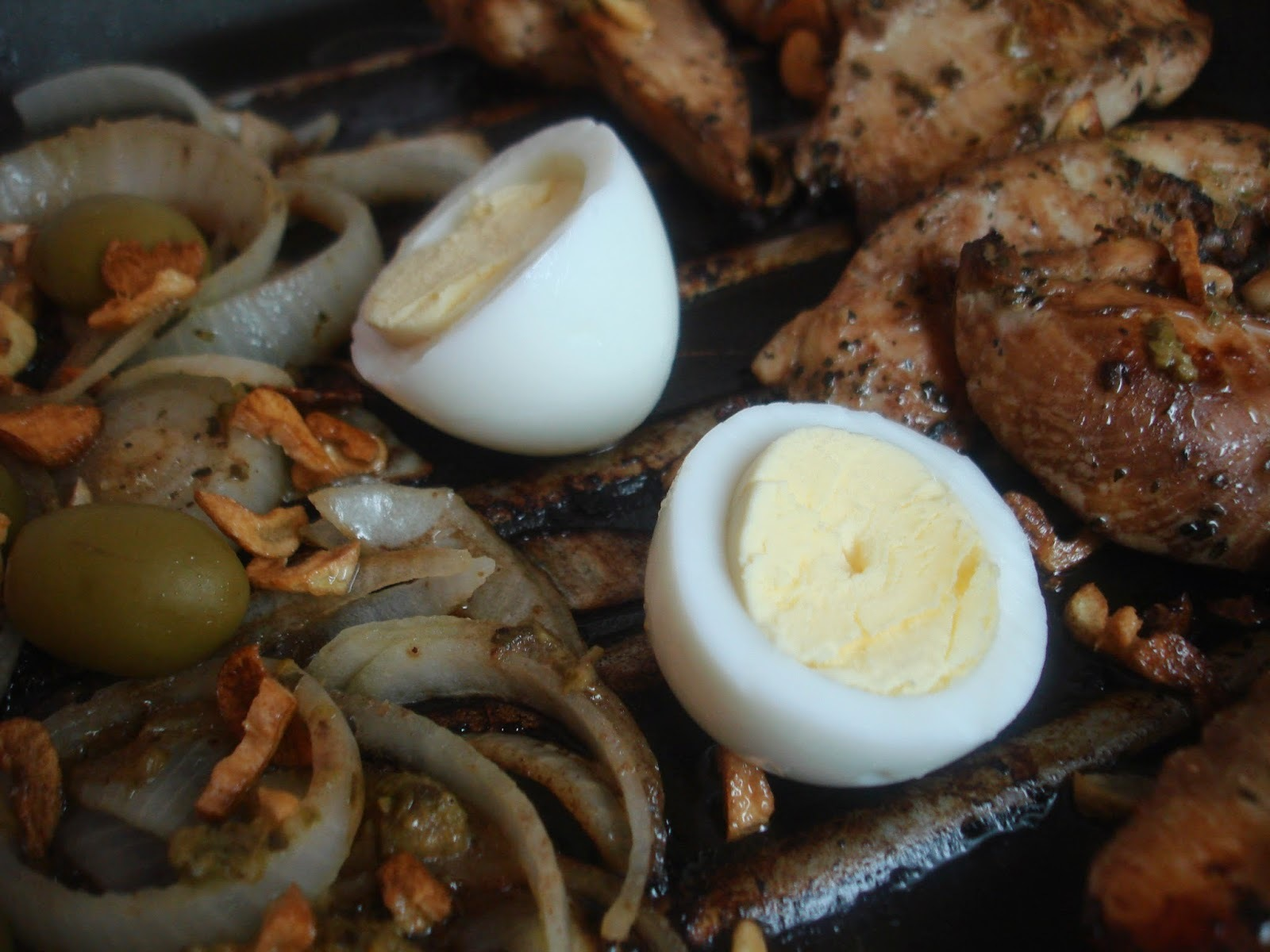 Filé de Frango na chapa com alho e cebola: caseiro, rápido e muito gostoso!