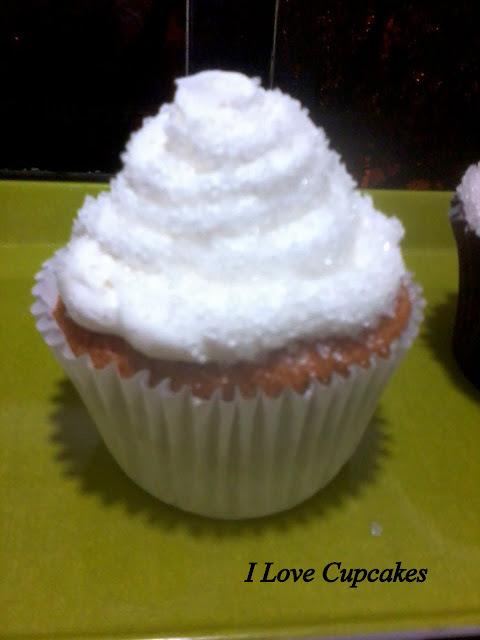 Cupcake Dia das Mães - A receita