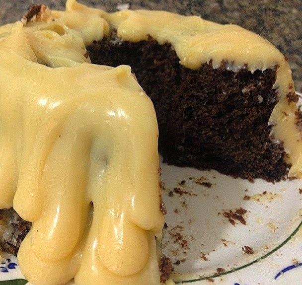 cobertura e recheio de leite ninho para bolo