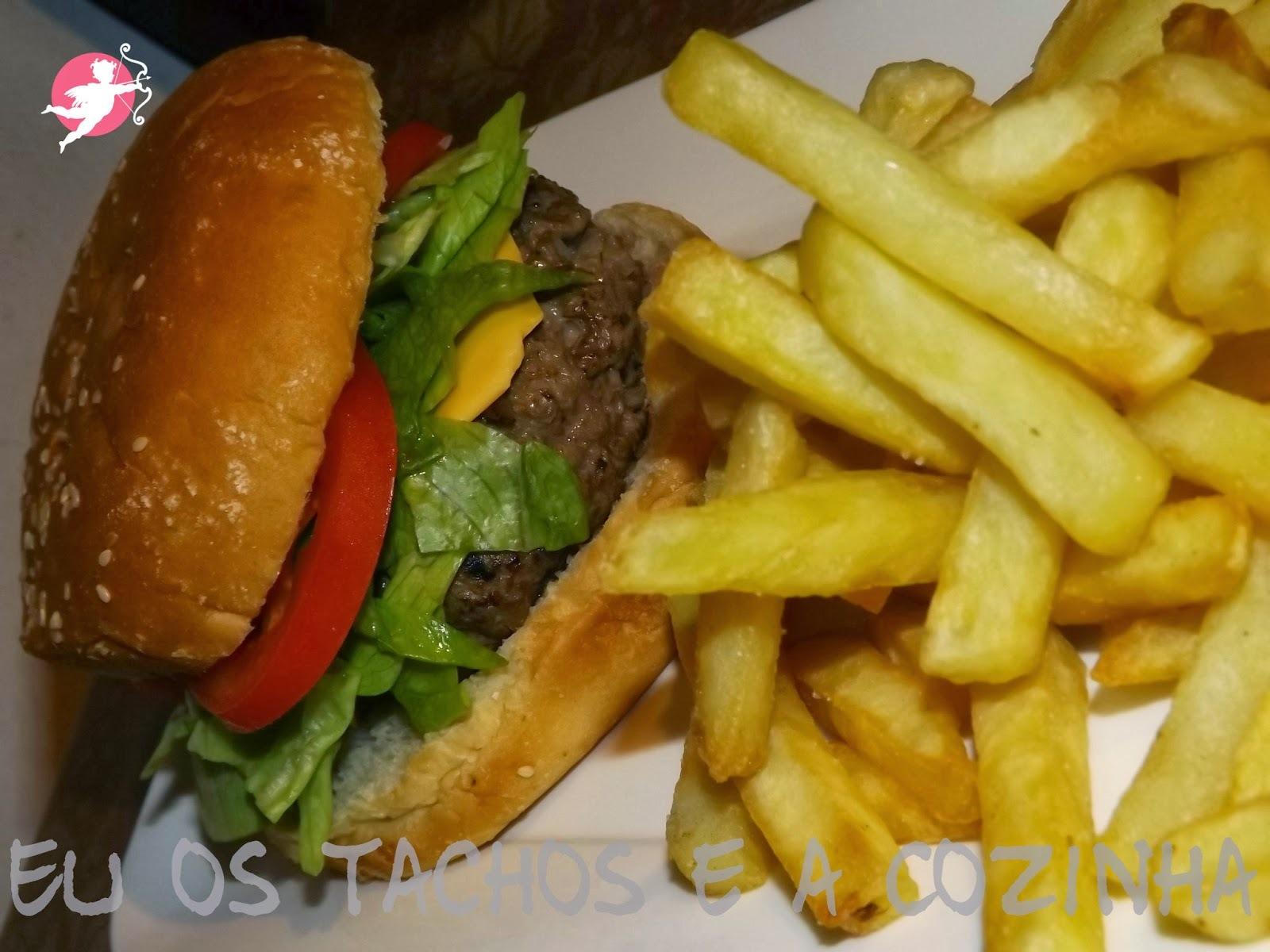 Hambúrguer à Zezão