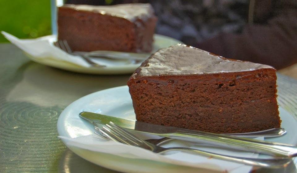 Delicioso Pastel de Chocolate sin harina