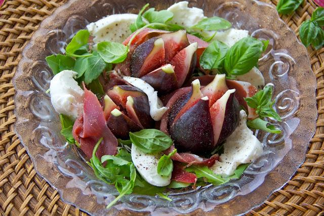 Jamie Oliver's sexy Fig Salad