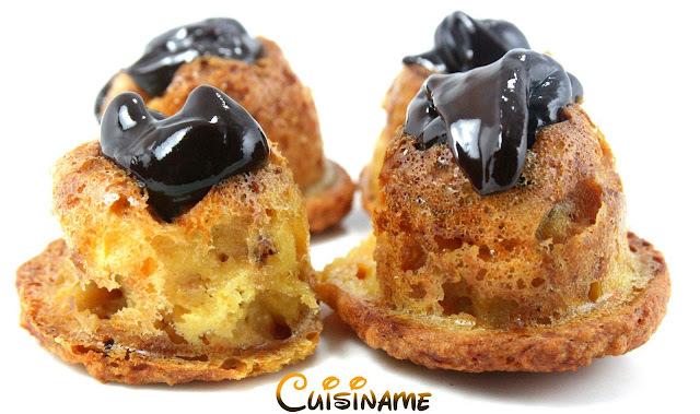 Pastelitos con Chocolate | Postres Caseros