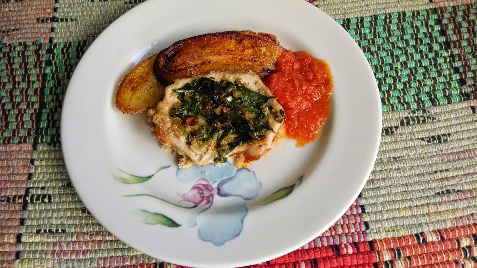 Bife de Filé Mignon empanado com tomilho